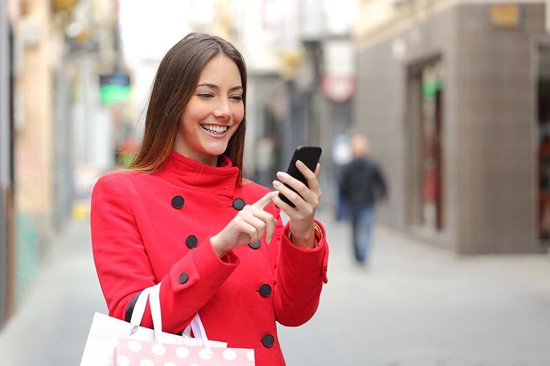 sms marketing negozio abbigliamento
